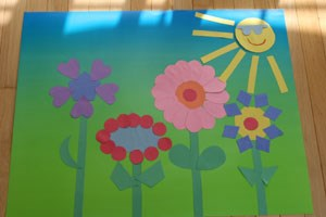 Shape Flower Craft