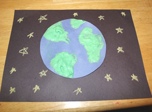 Planet Earth Craft All Kids Network