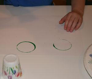 olympic circles craft