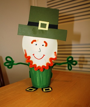 leprechaun craft