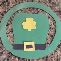 Leprechaun Hat Craft