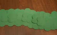 Shamrock Snake Craft