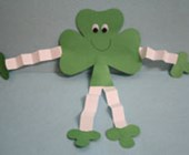 St. Patrick's Day Man Craft