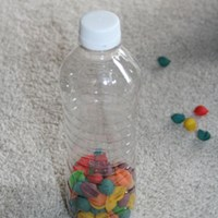 Summer Beach Shaker Bottle Craft