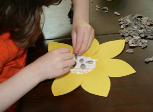 summer flower craft
