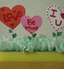 valentine garden craft