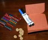 Treasure Chest Valentine Craft