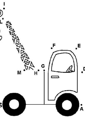 Dot To Dot Tow Truck