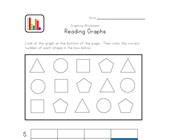 kids graphing worksheet