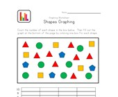 learn graph worksheet
