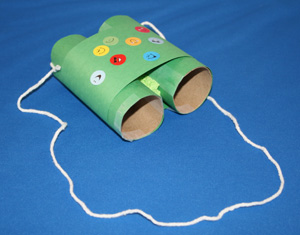 Binoculars Craft | All Kids Network