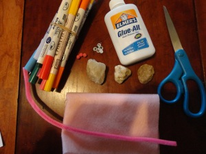 three blind mice craft materials