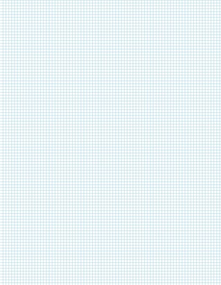 graph paper with legal page size light blue line color 9 lines per
