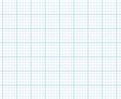Graph Paper With Letter Page Size, Light Blue Line Color, Heavy Index Line, 5 Lines Per Inch