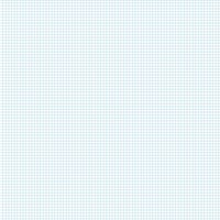 Graph Paper With Letter Page Size, Light Blue Line Color, 9 Lines Per Inch
