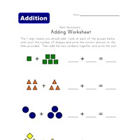 adding worksheet