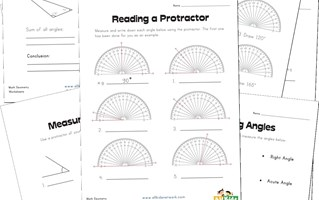 picture addition worksheets