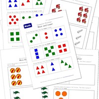 comparison worksheets