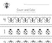 counting by tens worksheet