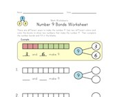 number 9 bonds worksheet