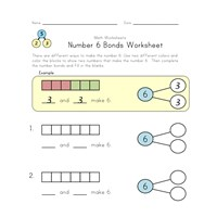 number 6 bonds worksheet