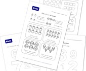 color odd and even numbers worksheets