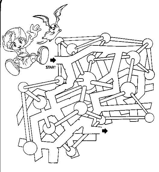 Free Printable Mazes for Kids – Puzzle Worksheets for Kindergarten