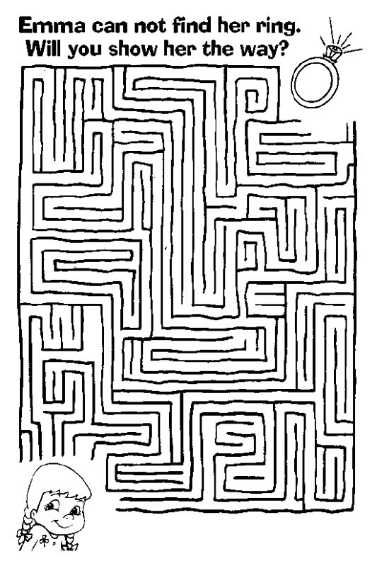free printable mazes for kids all kids network - Printables Kids