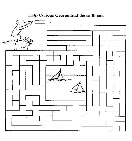 Free Printable Mazes for Kids – Math Maze Worksheets