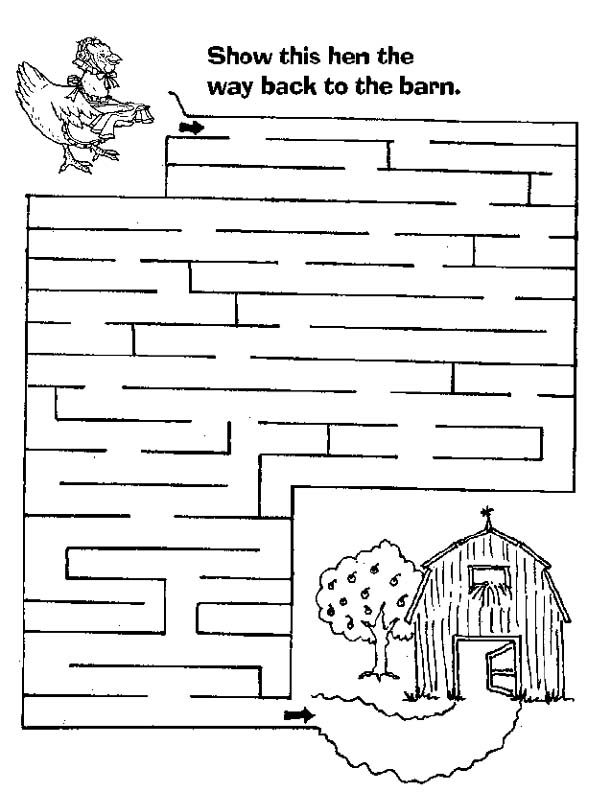 photo about Printable Mazes for 3 Year Olds called Totally free Printable Mazes for Youngsters All Children Community