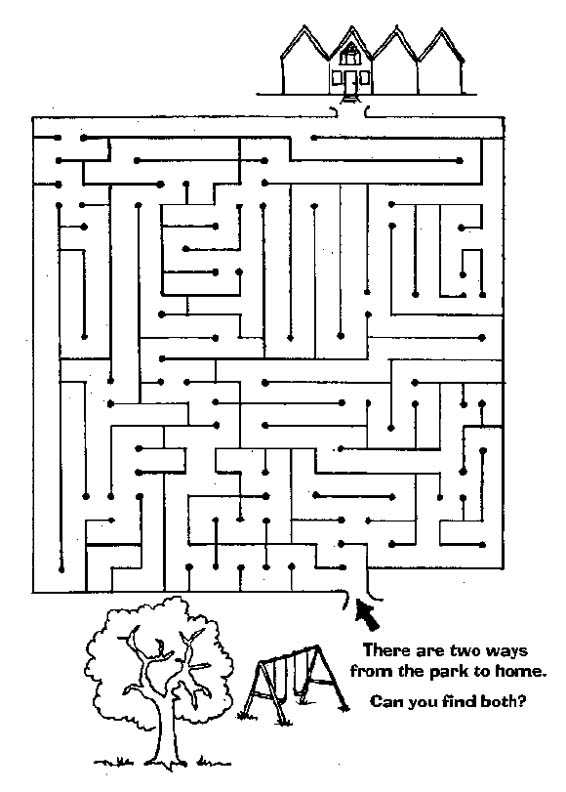 Worksheet Maze Printable Worksheets free printable mazes for kids all network