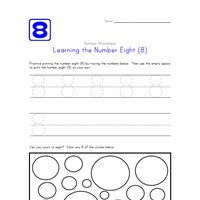 Learning Number Eight