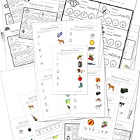 Printables Beginning Phonics Worksheets 100 awesome free phonics worksheets all kids network