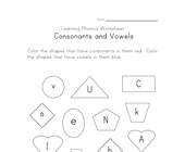 phonics worksheet two