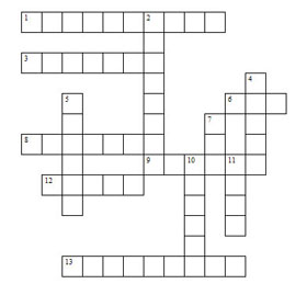 image about Simple Crossword Puzzles Printable titled Printable Children Crossword Puzzles All Children Community