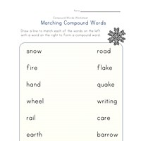 compound words matching 3