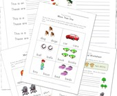 plural word worksheets