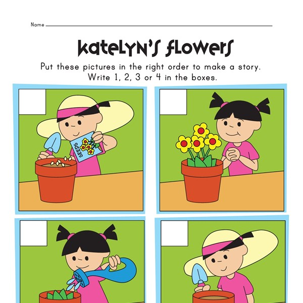 Sequencing Events Grade 1 - sequencing events ...