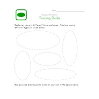 Learning Ovals