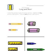 15+ Great Free Length Worksheets | All Kids Network