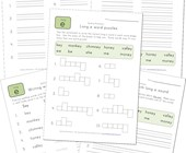 spelling long e ey words worksheet