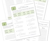 spelling long o words worksheet