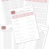 spelling -or words worksheet
