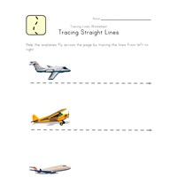 drawing lines worksheet