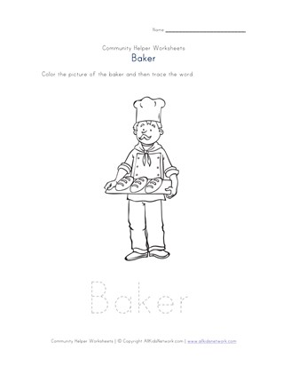 baker worksheet