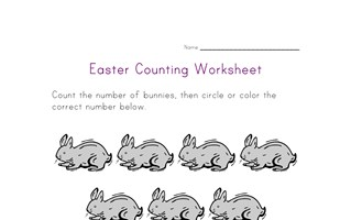 easter counting eleven
