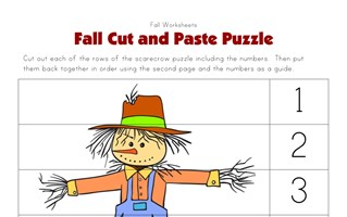 fall cut and paste