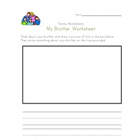 brother worksheet