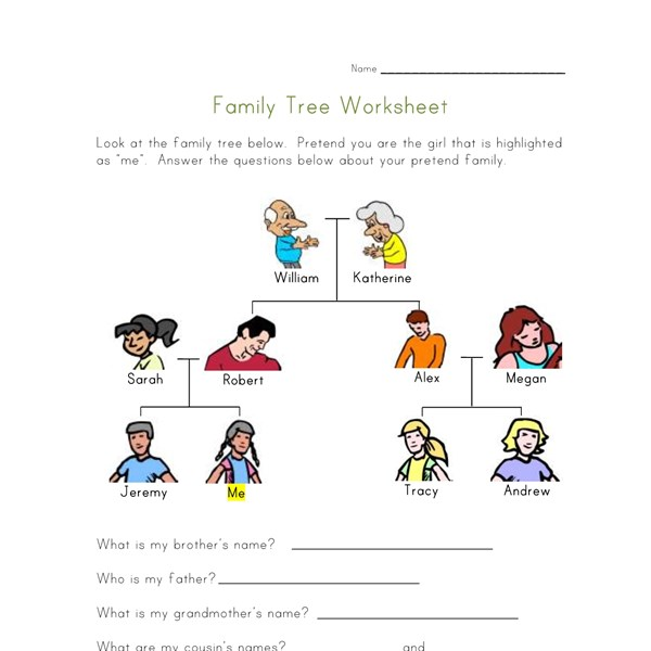 Aldiablosus  Marvelous Family Worksheets For Kids  All Kids Network With Inspiring Quiz Worksheets Besides Cm Into Mm Worksheets Furthermore What Is A Fraction Worksheet With Delightful Functional English Worksheets Also Adverbial And Adjectival Phrases Worksheets In Addition Similes For Kids Worksheets And Gst Calculation Worksheet For Bas As Well As Past And Present Worksheets Additionally Free Printable Number Worksheets  From Allkidsnetworkcom With Aldiablosus  Inspiring Family Worksheets For Kids  All Kids Network With Delightful Quiz Worksheets Besides Cm Into Mm Worksheets Furthermore What Is A Fraction Worksheet And Marvelous Functional English Worksheets Also Adverbial And Adjectival Phrases Worksheets In Addition Similes For Kids Worksheets From Allkidsnetworkcom
