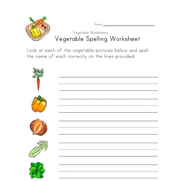 Fruits And Vegetables Spelling Worksheets 9911327 Altrarteinfo. Vegetable Spelling Worksheet All Kids Work. Worksheet. Vegetable Worksheets At Mspartners.co